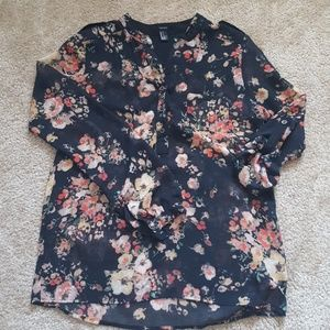 Beautiful Forever 21 Blouse